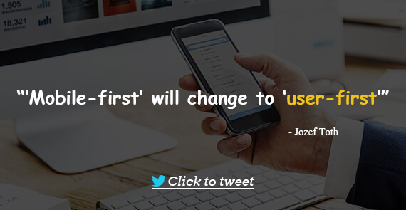 Digital Marketing Quote- Josef Toth