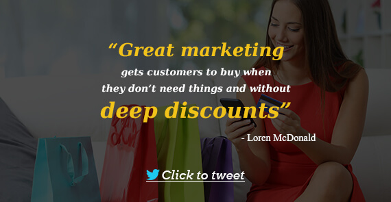 Digital Marketing Quote- Loren McDonald