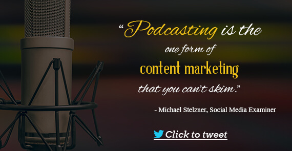Digital Marketing Quote- Michael Stelzner