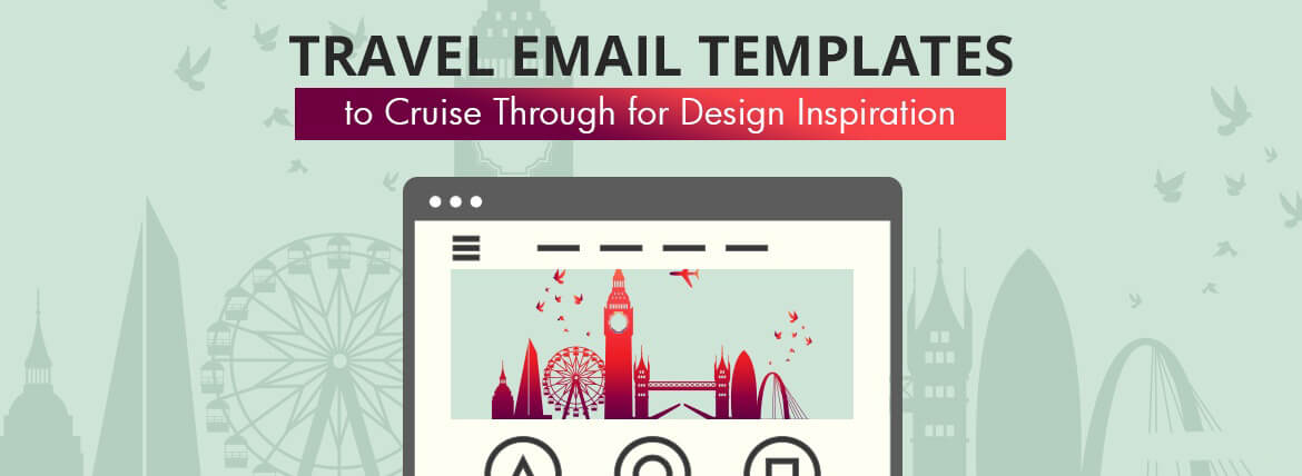 Travel Email Template Examples