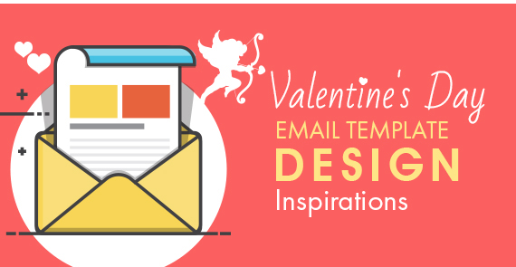 valentines day email template design