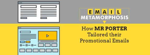 Email Design-Email Metamorphosis