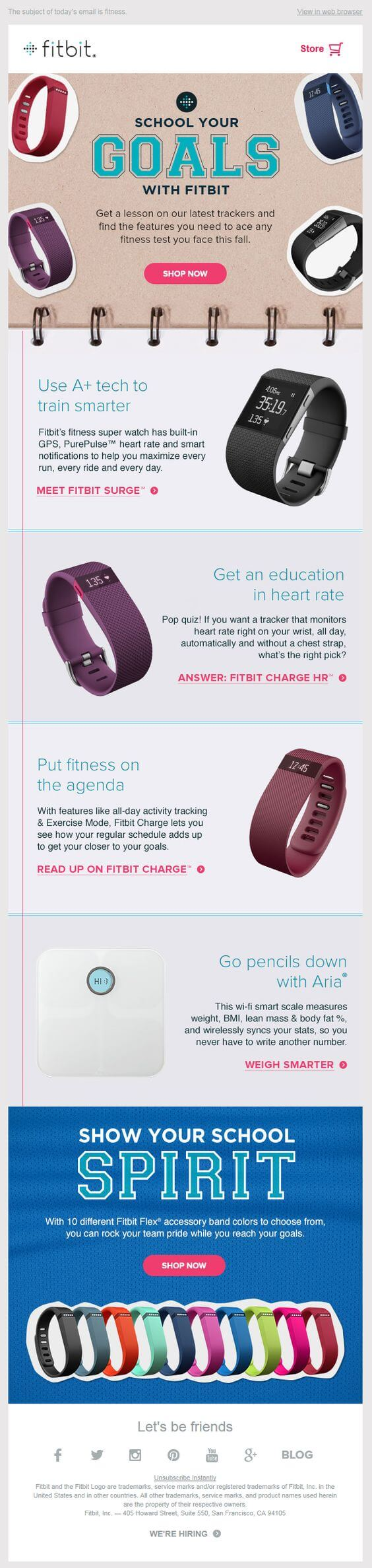Fitbit-Back to School