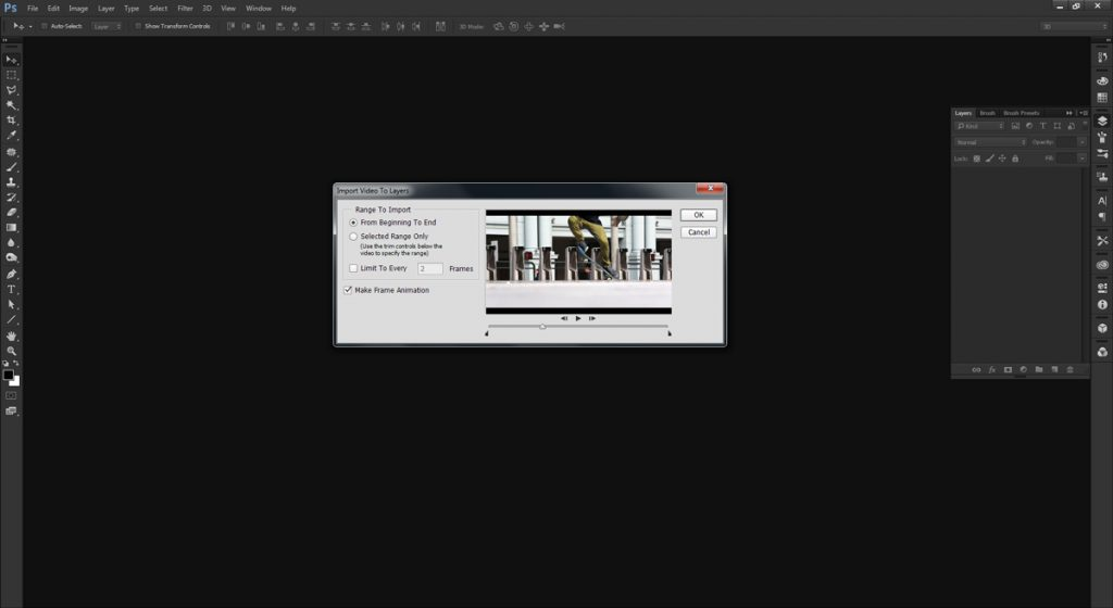 step 2 - make cinemagraph