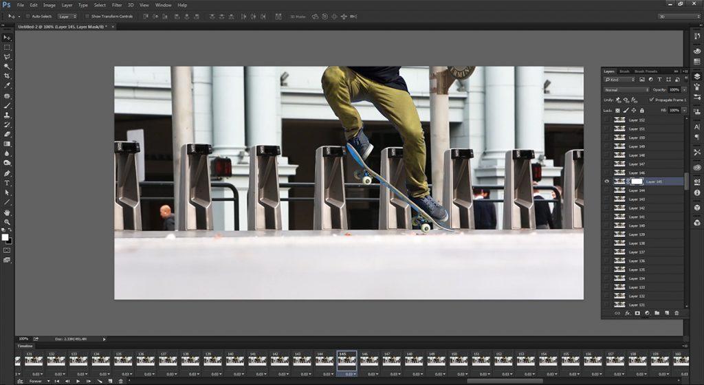 step 4 - make cinemagraph