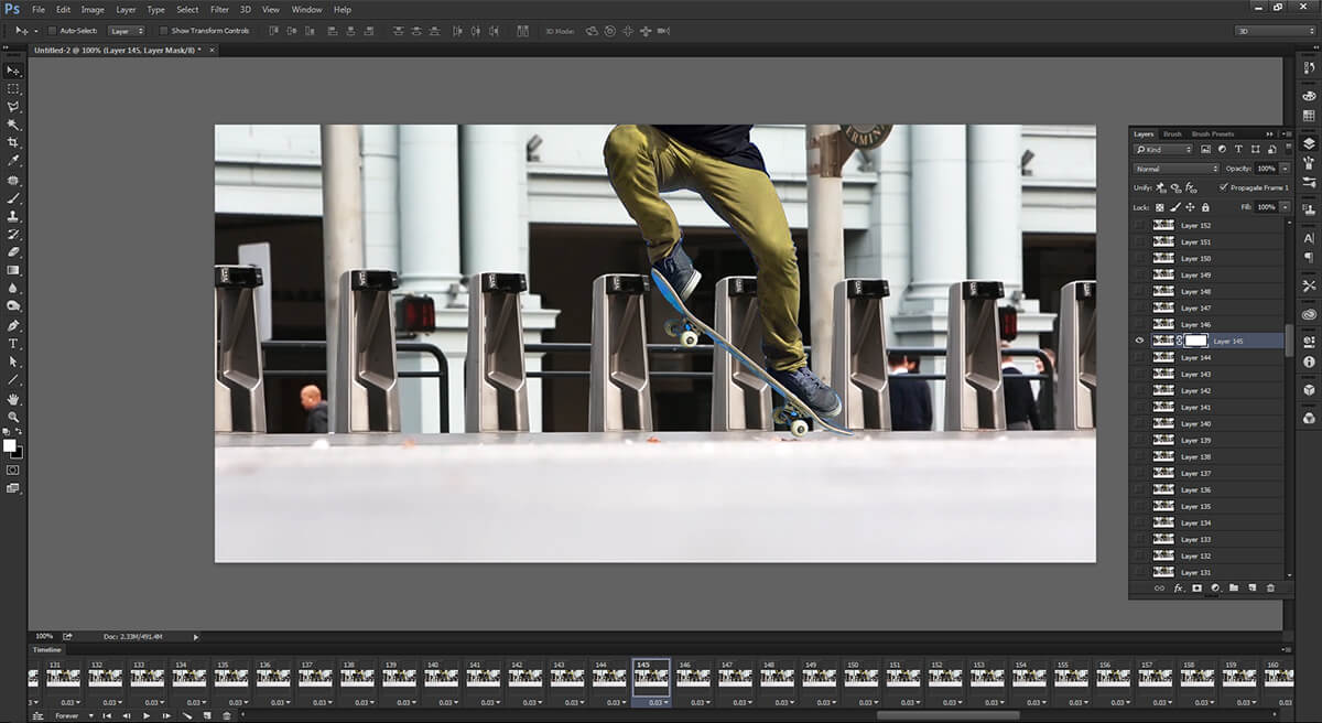 how to create a cinemagraph