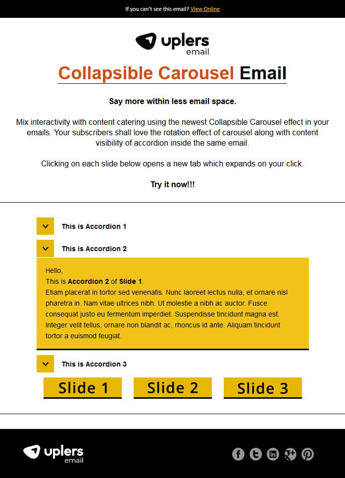 Collapsible-Carousel