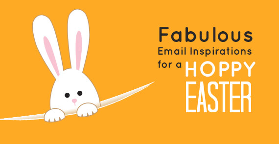 Fabulous easter email templates!