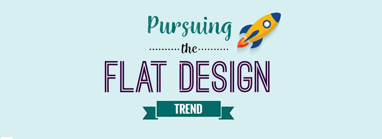 Flat Emal Design Trends