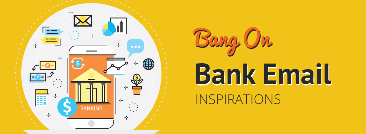 Bang On Bank Email Template Inspiration