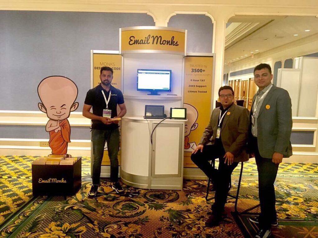 Team EmailMonks at EEC 2017