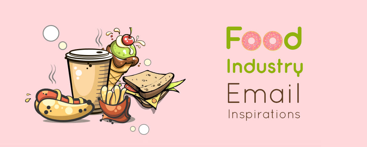 Spice up your Food Industry Email