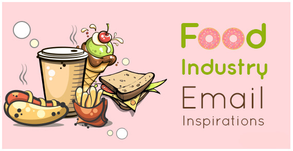 Spice up your Food Industry Emails