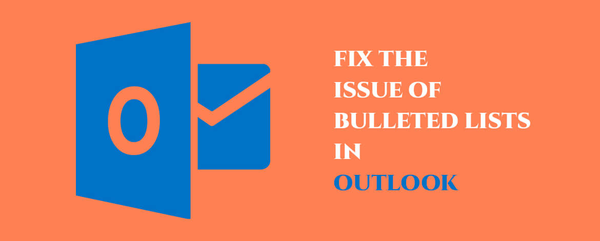 bullet lists in Outlook workaround