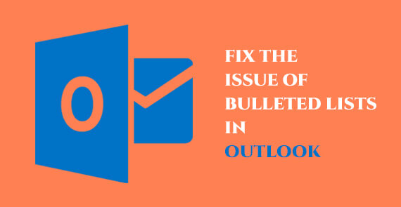 bulleted lists in Outlook workaround