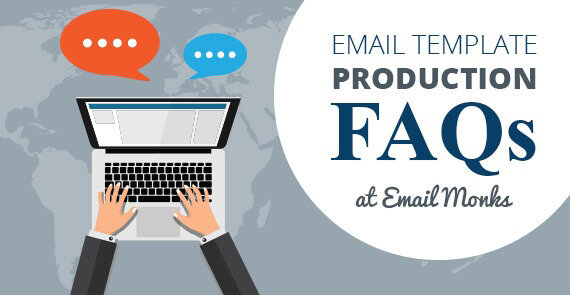 email template production  FAQs