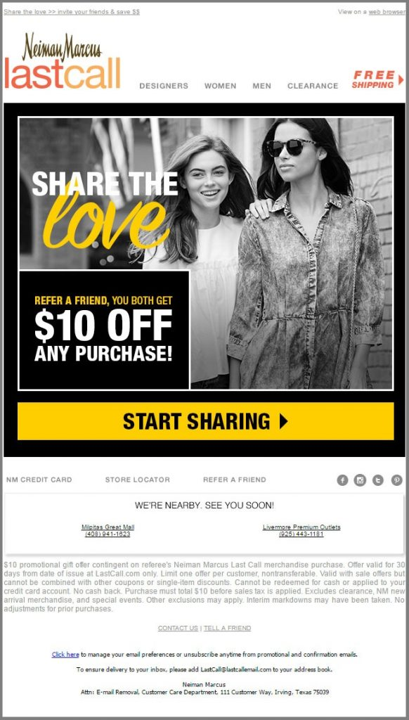 Neiman Marcus_referral email