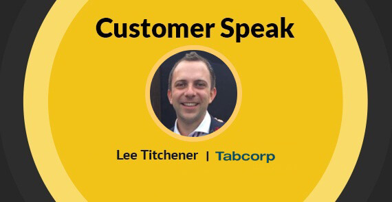customer speak - lee titchener