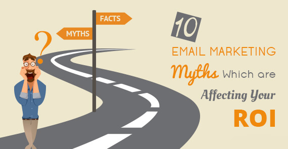 10 Email Marketing Myths