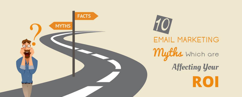 10 Email Marketing Myths