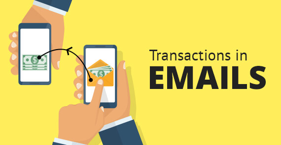 Transaction Via Emails