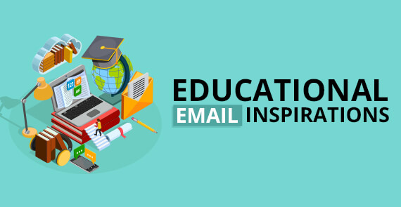 Educational Email Inspirations