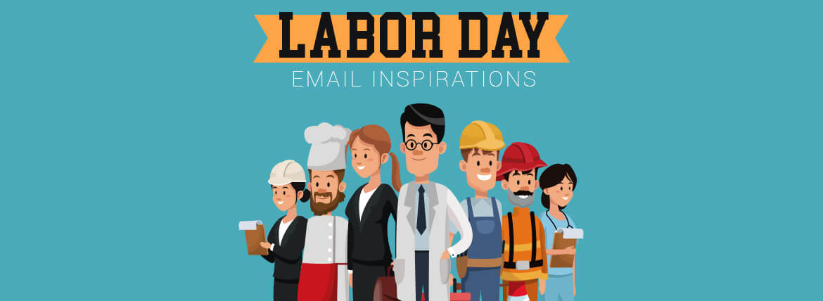 Labor Day Email Inspiration