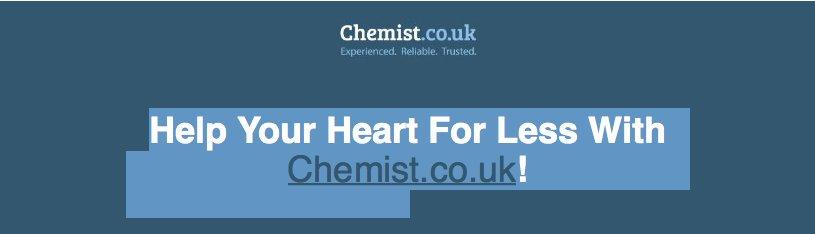 Chemist.co.uk fail