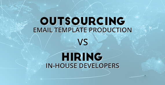 Outsourcing Email Template Production