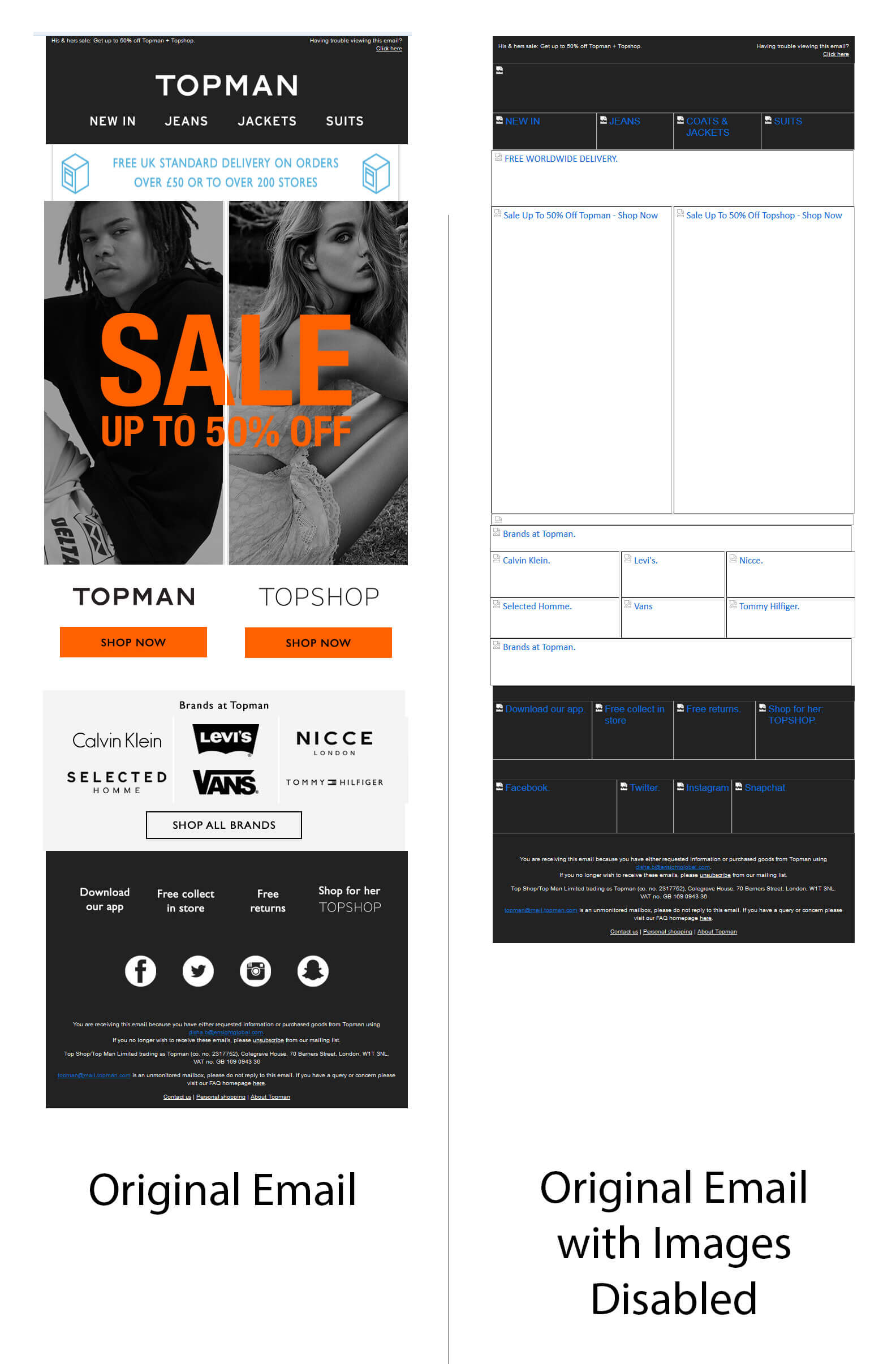 Topman-email