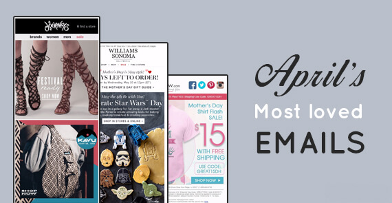April's-Most-loved-Email-templates