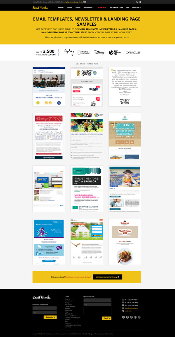 Email-Design-Template-Library