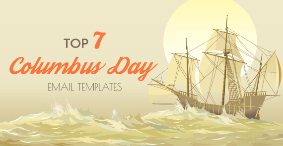 Top-7-Columbus-Day-Email-Template