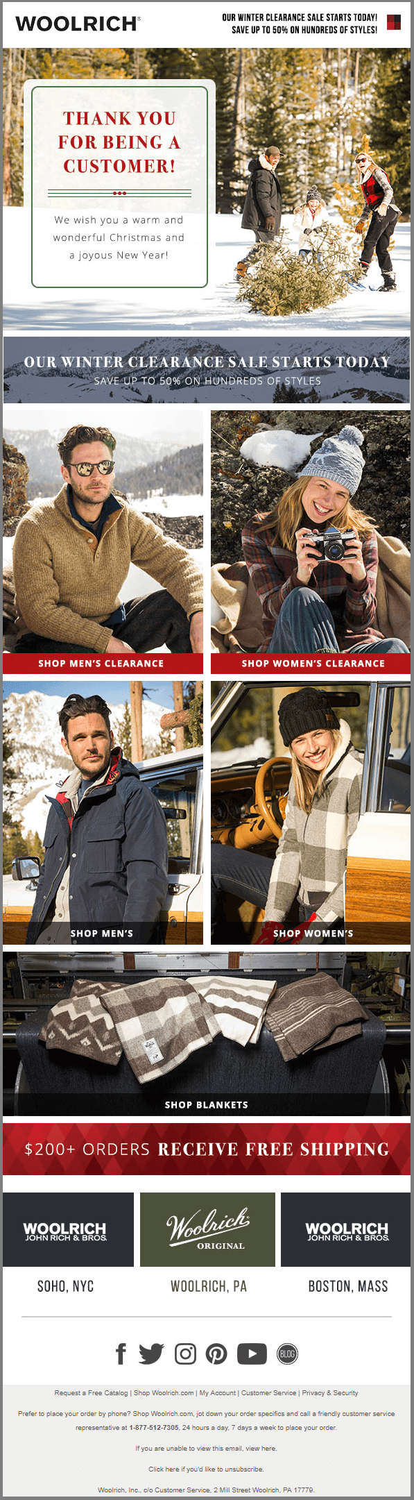 Woolrich_christmas email