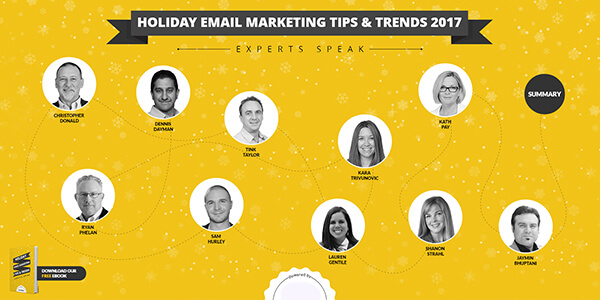 Holiday Email Marketing 2017