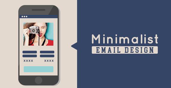 Minimalist-Email-Designs