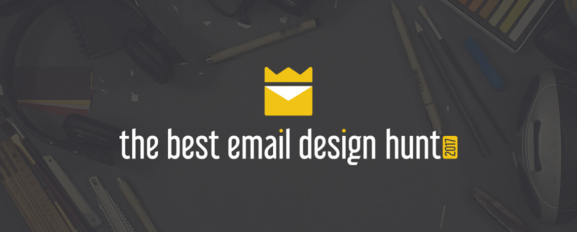 Email design hunt 2017