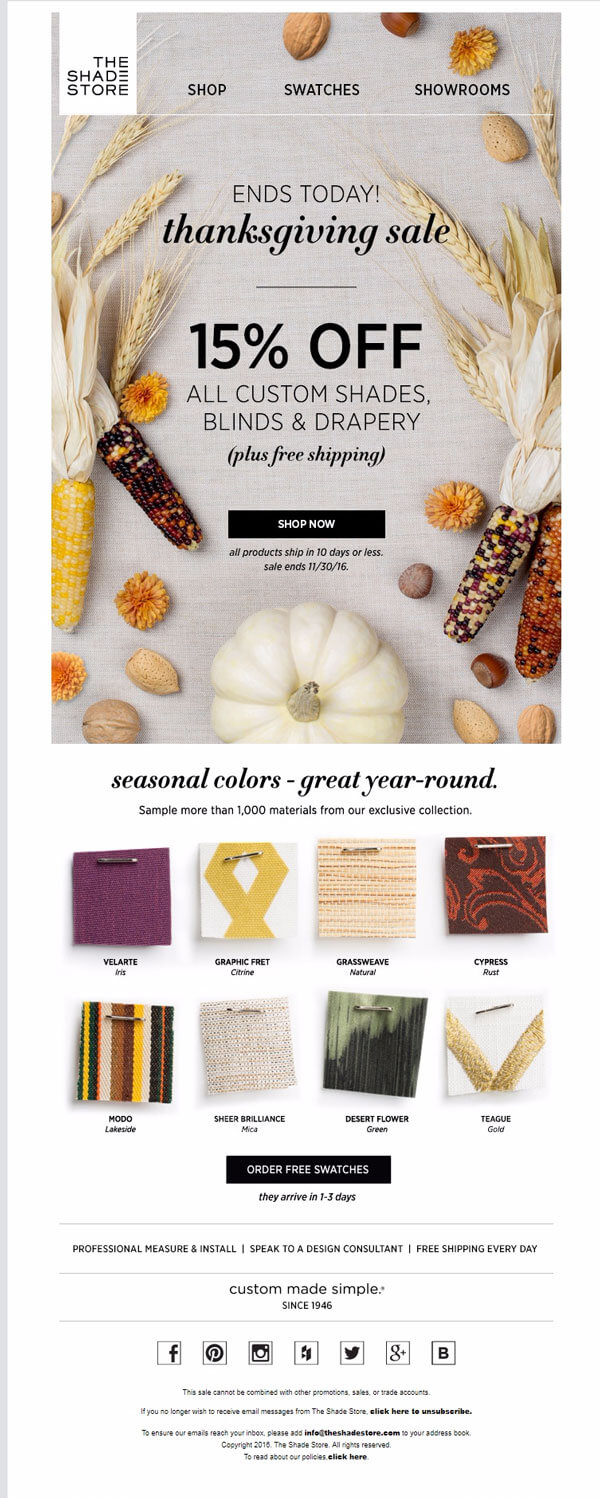 Shade-Store---Thanksgiving-Holiday-Email