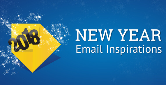 new year emails