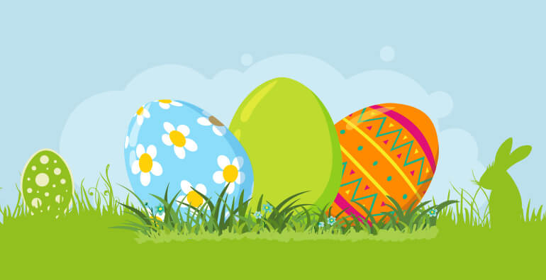 Easter Email Inspirations featured