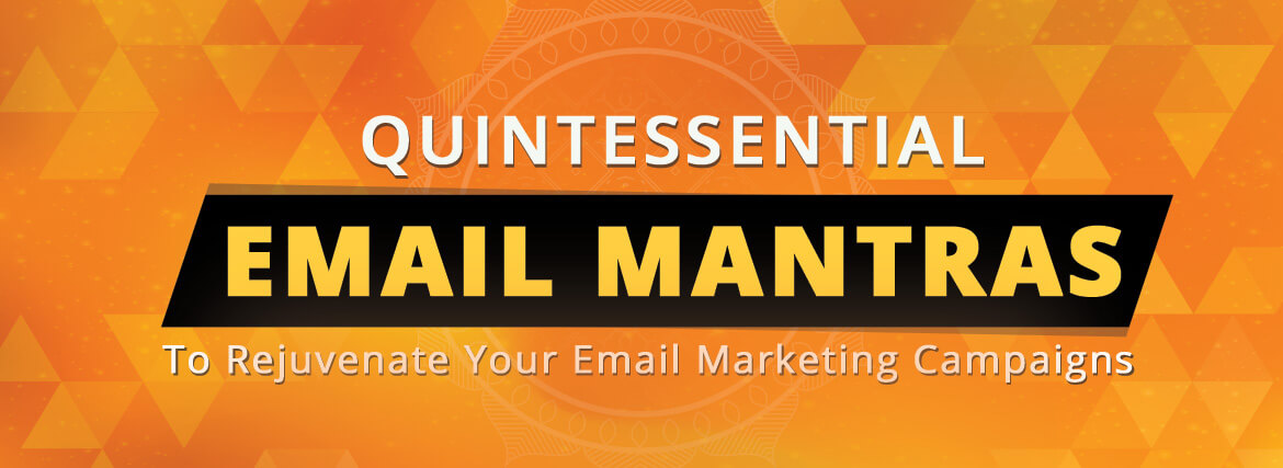 Email marketing and Design Mantra