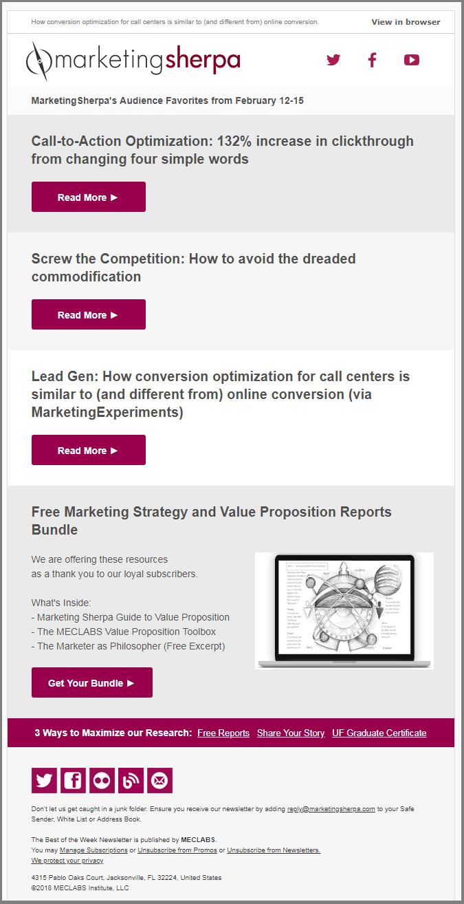 MarketingSherpa