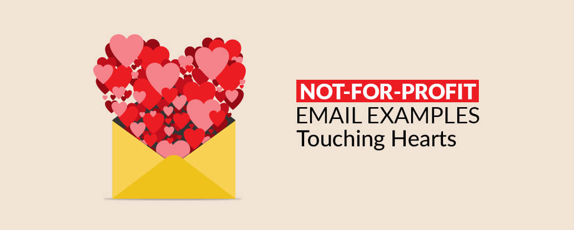 NON PROFIT EMAIL EXAMPLES
