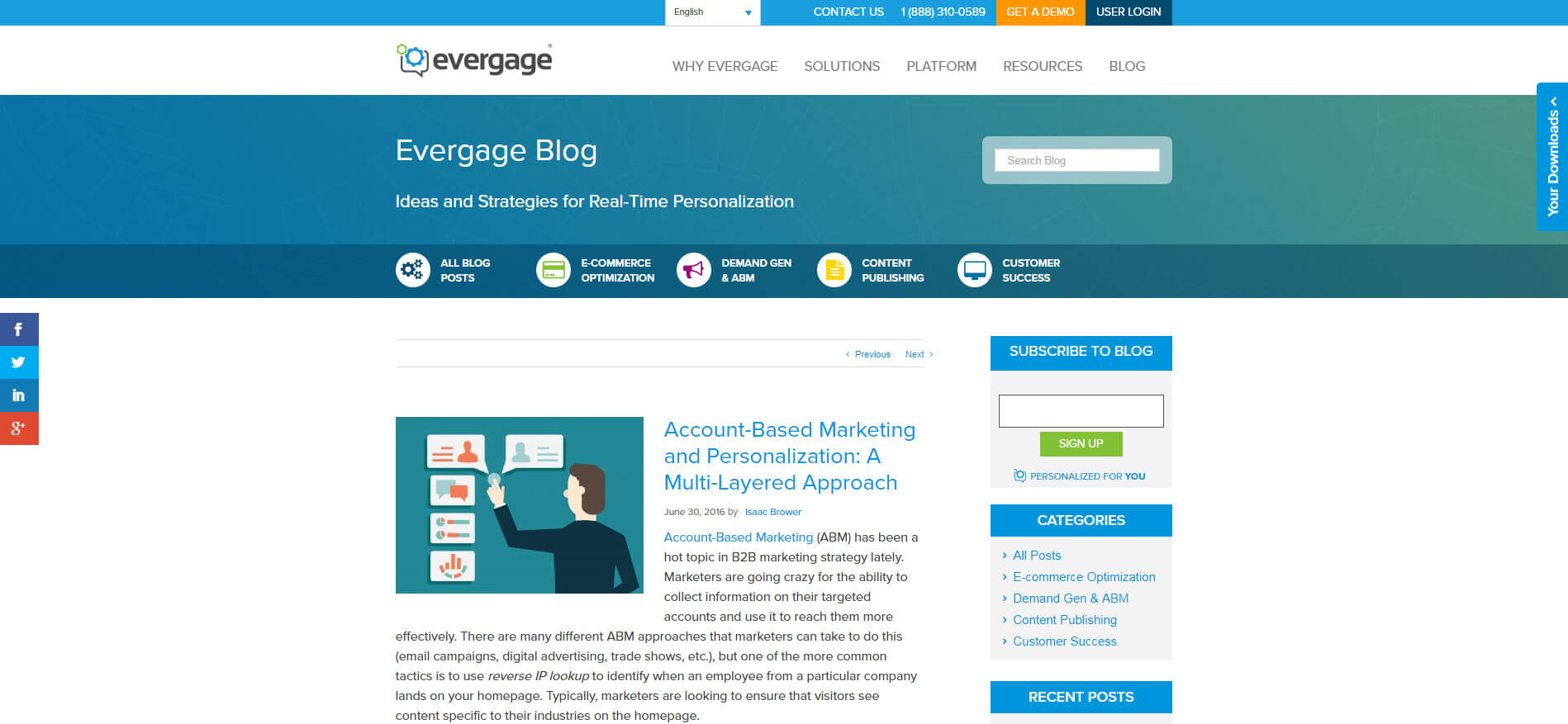 email-list-Opt-in-form-sidebar-evergage