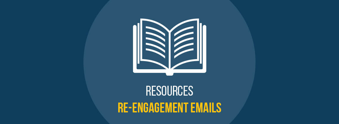 Re-engagement email resources