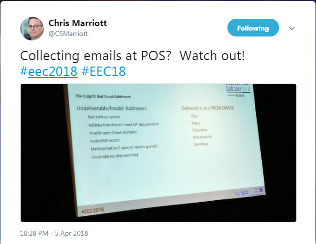 POS EEC 2018 Key Takeways