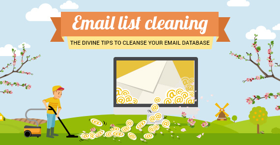 Email List Cleaning - email marketing campaign