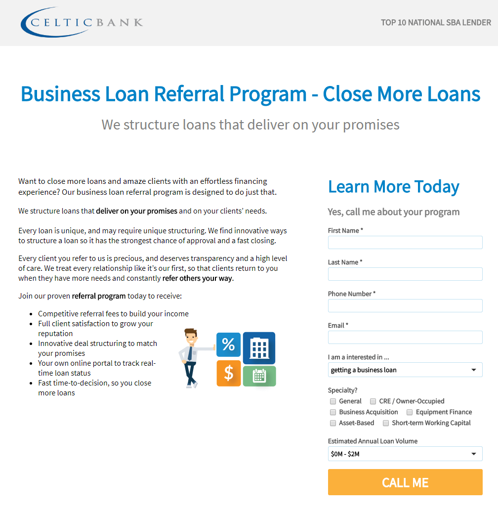 Celtic Bank_Landing Page