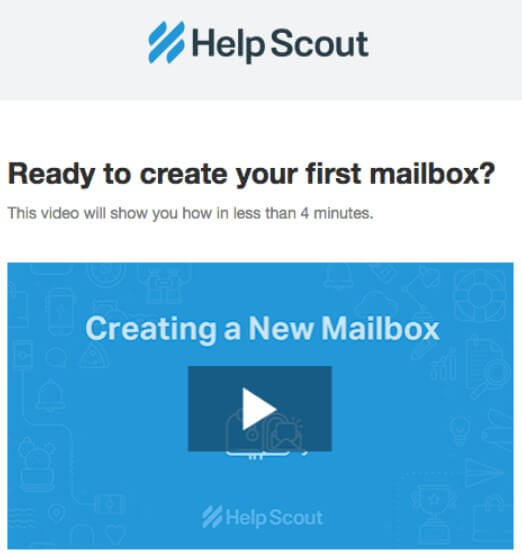 HelpScout Trending Email Template