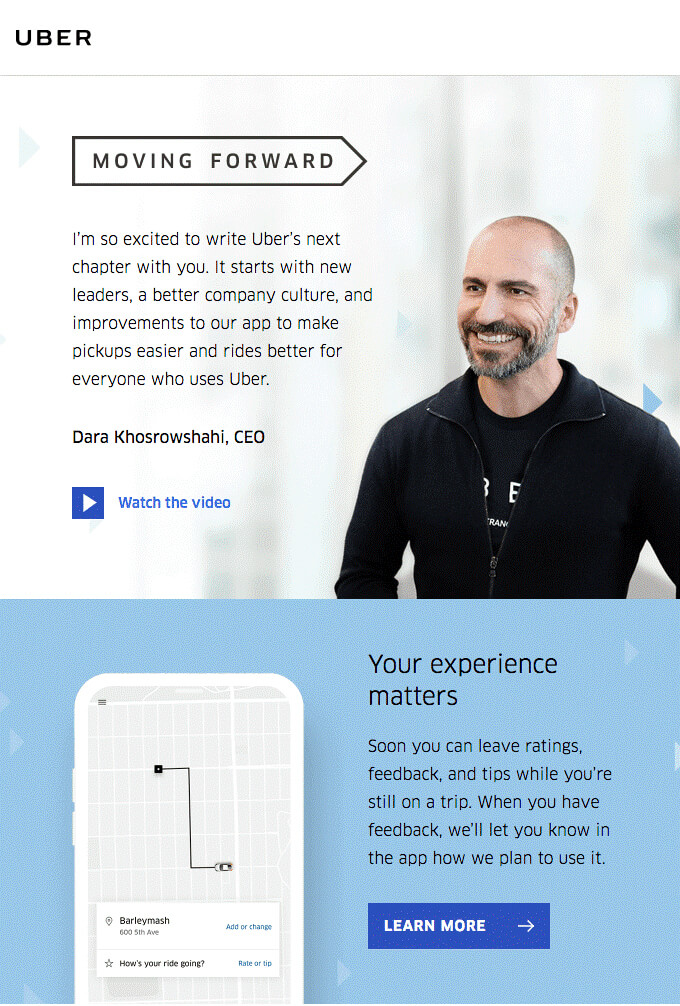 Uber-Email-Template
